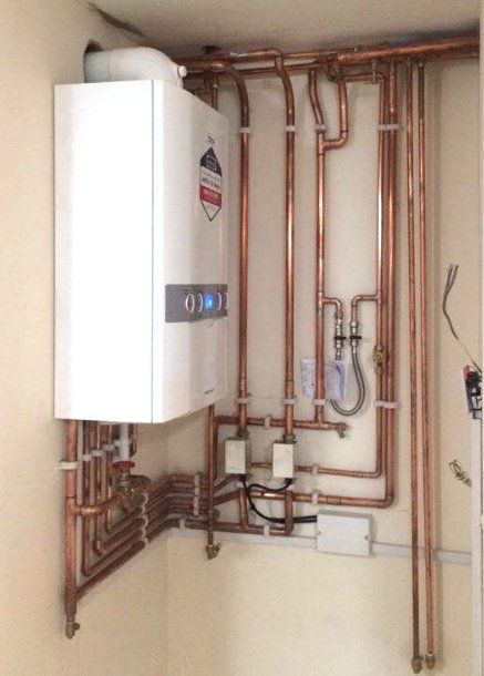 Vaillant boiler and heating services
