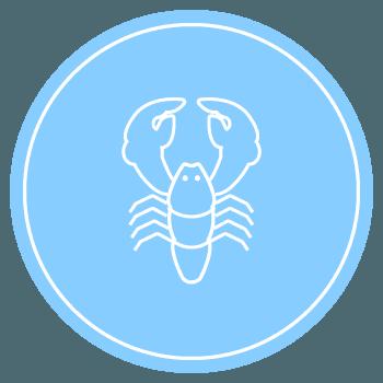 icona dei crostacei