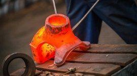 lavorazione del ferro, ferro battuto, piegatura acciaio