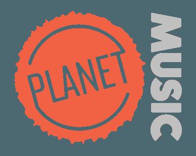 Planet Music logo