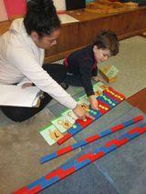 Amy Reti - leads Te Reo @ Montessori 3-6, Napier