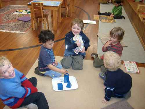 childcare daycare preschool Montessori Napier