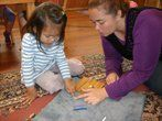 childcare daycare kindy 20 hours FREE maths teaching Vicky Lumsden Montessori 3-6 founder