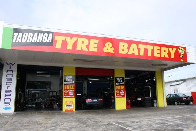 The one-stop tyre specialist in Tauranga