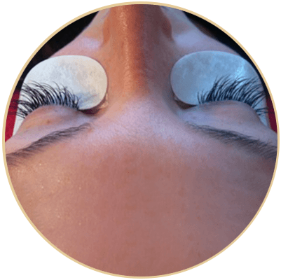 Eyelash and eyebrow treatments