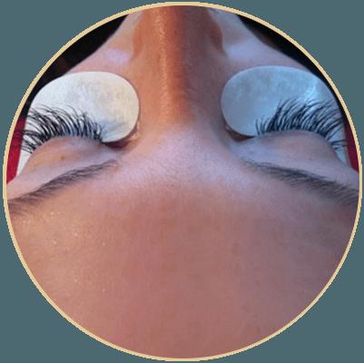 Eyelash and eyebrow treatments