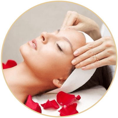Natural facials in Northampton