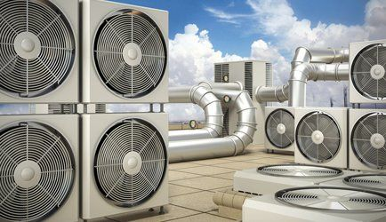 Air conditioning systems for businesses