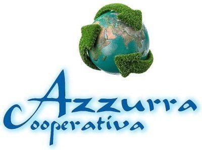 Azzurra cooperativa logo