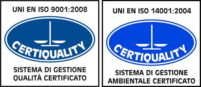 certificazioni UNI EN