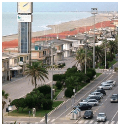 Hotel vista panoramica