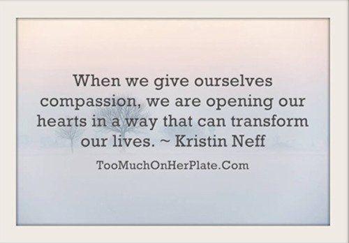 Kristin Neff quote