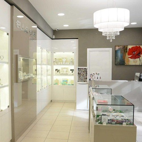 interno di una gioielleria