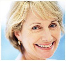 Dental examinations - Ferndown, Dorset - Nigel Stribling & Associates - Smiling Elderly