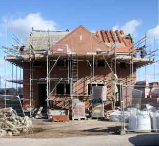 new builds - Newton Abbot - Lloyds Bricklaying - House