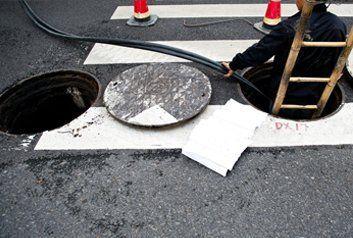 underground drains