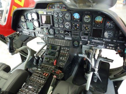 Auto pilot, IFR , Glass cockpit, Upgrade
