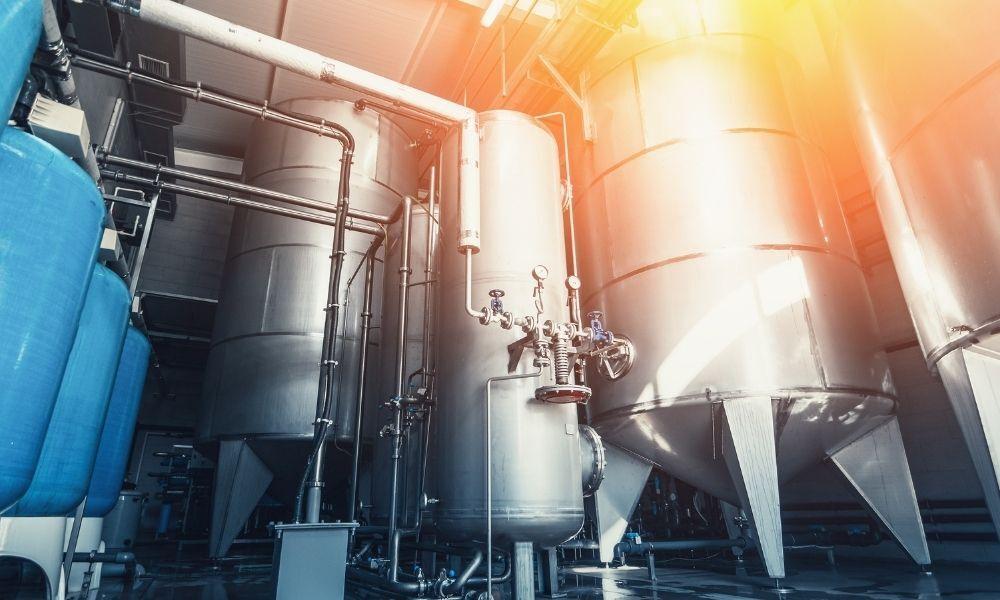 为什么钢是最适合大型储水罐