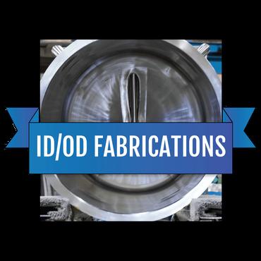 ID OD不锈钢定制制造抛光