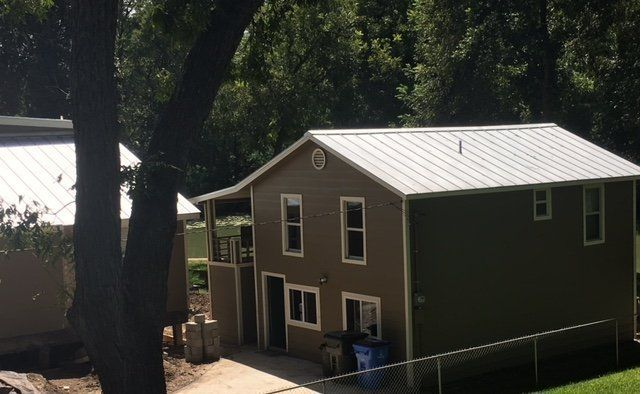 Metal Roofing San Antonio Metal Roof Repair Danley