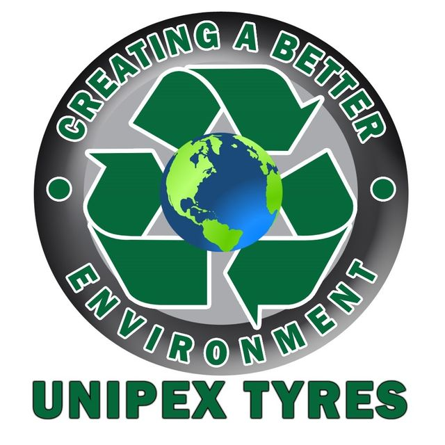 Tyre recycling specialists | Unipex Tyre Recycling