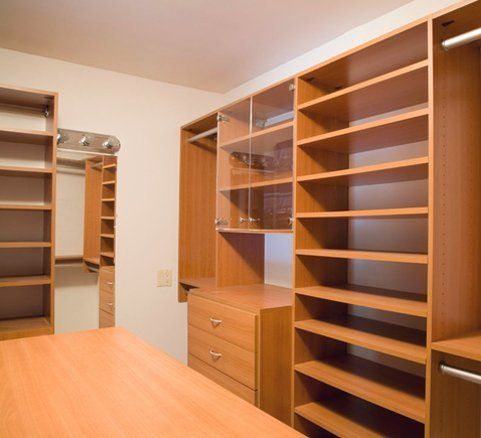 Bookcase joinery