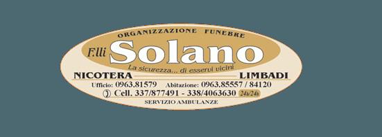 Agenzia Funebre F.lli Solano - Logo