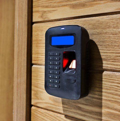 Intruder alarm installations