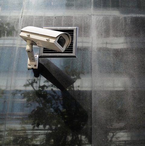 Monitored CCTV systems