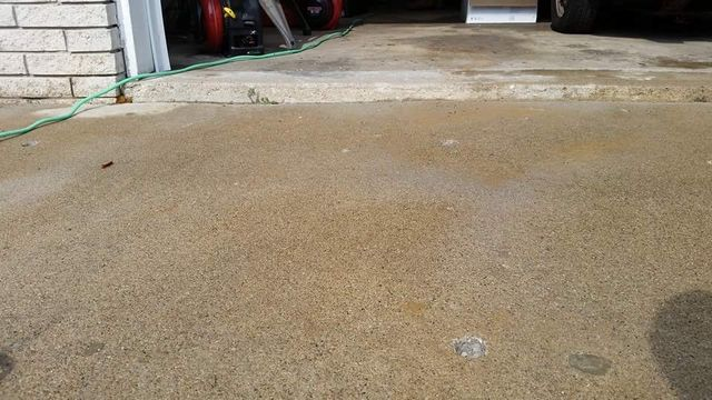 Irwin Concrete Leveling - Before Concrete Leveling