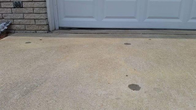 Irwin Concrete Leveling - After Concrete Leveling