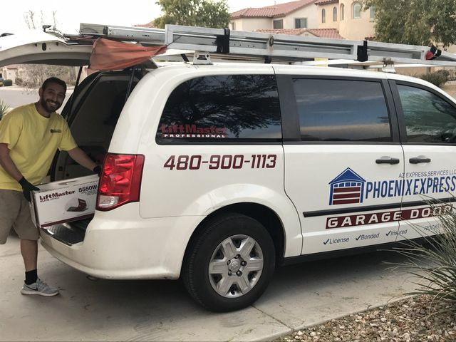 Express Garage Door Repair Gilbert   Opener