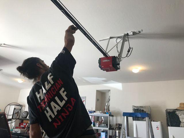Garage door repair gilbert az same day service