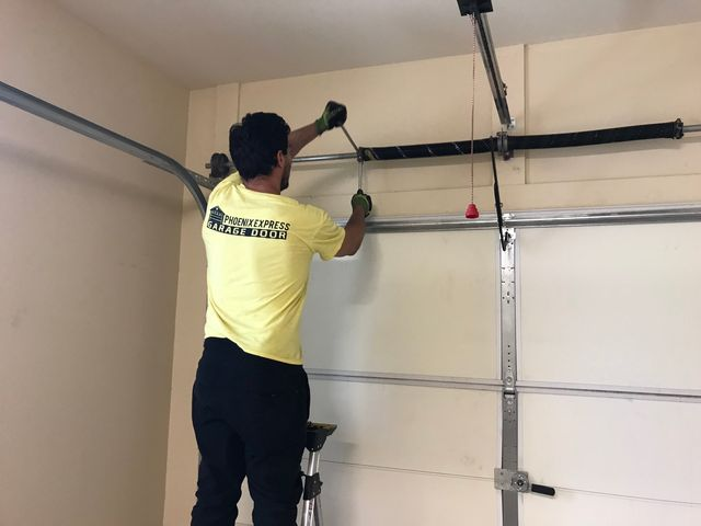 Garage door repair gilbert az same day service