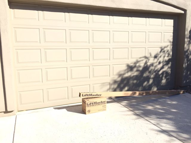 Phoenix Express Garage Door