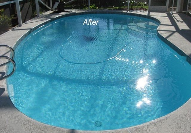 Fiberglass Pool Resurfacing, Pool Repair, Concrete Pool ...