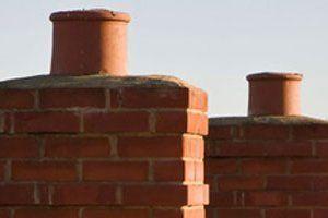 dual chimneys