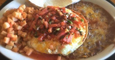 Best Mexican Breakfast at El Paso Cafe Mountain View CA 94040
