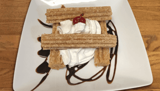 food near me that delivers, churros, el paso cafe mountain view, CA 94040