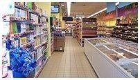 scaffali supermercati