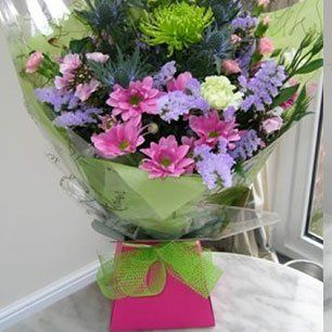 Flower gift bouquets
