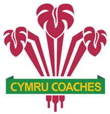 Coach Hire for any event - Cymru Coaches - Swansea - Logo