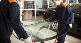 Car glass replacement