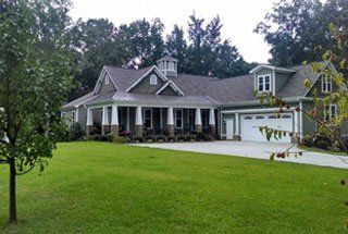 Custom Home Designs Fayetteville, NC
