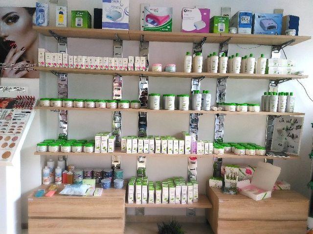 assortimento prodotti naturali a Manduria