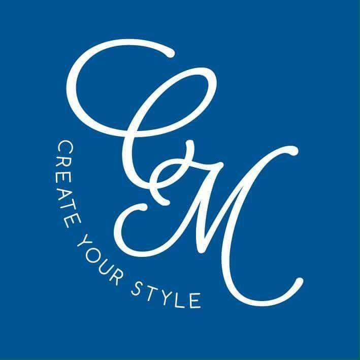 C.M Create your style Logo