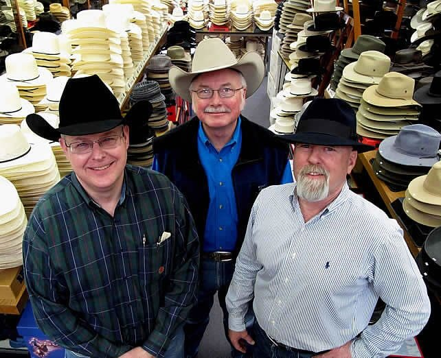 444bb0c2de3 Group of owners - cowboy s hat in Albuquerque