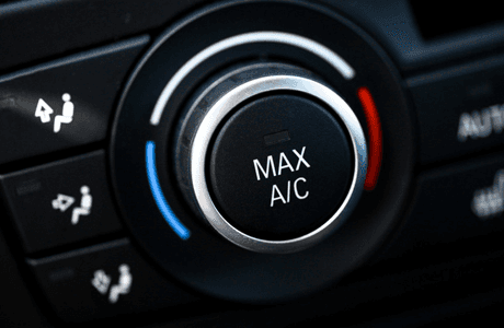 Vehicle air conditioning repairs at Andover Car Service