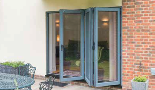 Highland Homestyle Patio French Bi Fold Doors Perth