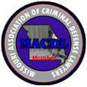 Missouri Association of Criminal Offence Lawyers logo